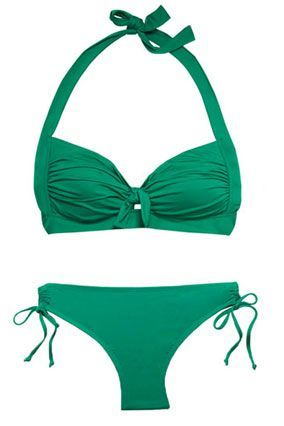 7 Ultra-Flattering Swimsuits for Small-Busted Women #SmallBusted #Swimsuits #UltraFlattering …