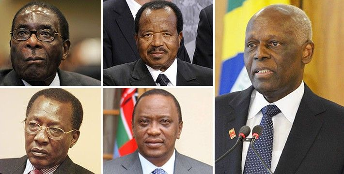 ANGOLA: Richest African Presidents' Richest Lifestyle.