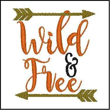 Wild en vrij borduurwerk ontwerpen jongen borduurwerk zin meisje borduurwerk ontwerp borduurwerk zin pijl ontwerp voor jongen of meisje peuter