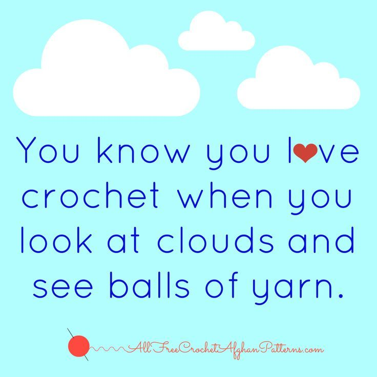 Knitting And Crochet Quotes : Best happy crocheting images on pinterest crochet