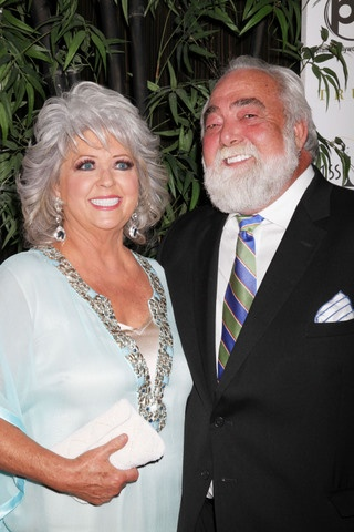 Paula Deen And Husband Michael Groover