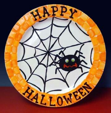 Halloween Ceramic