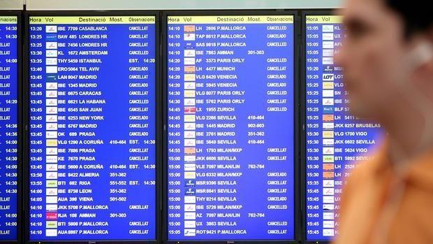 Los aeropuertos más baratos y los más caros de España
