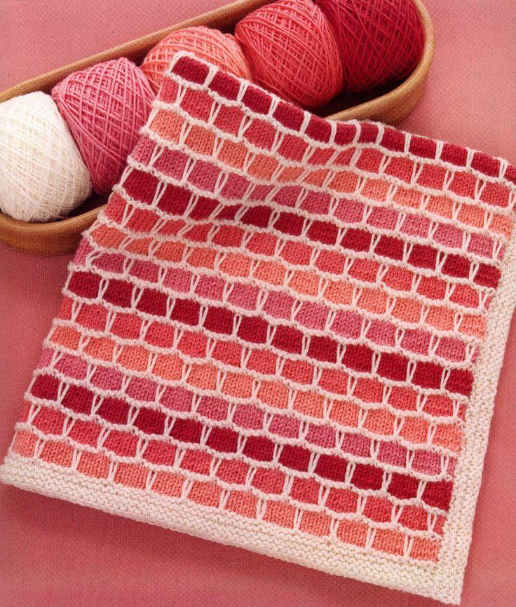 60 Quick Baby Blankets 2013 婴儿毛毯 - 紫苏 - 紫苏的博客
