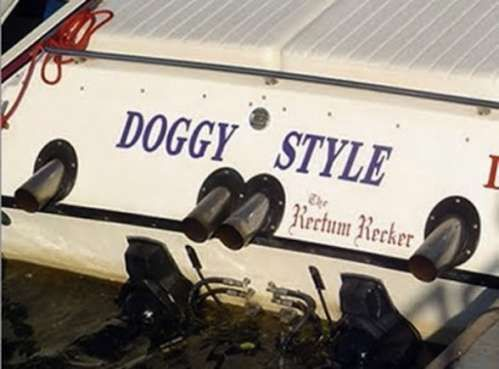 funny boat names 17 Funny boat names, that is all (25 Photos)