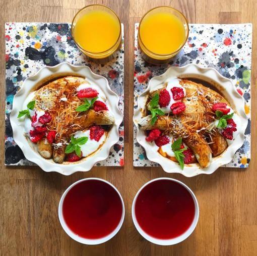 Aquí indagamos en los perfiles de algunas de las cuentas más influyentes del #foodporn o lo que es lo mismo, del arte de fotografiar la comida