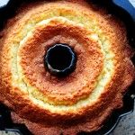 I used orange and almond flavoring and ginger ale as that is what I had on hand and the cake was delicious!!