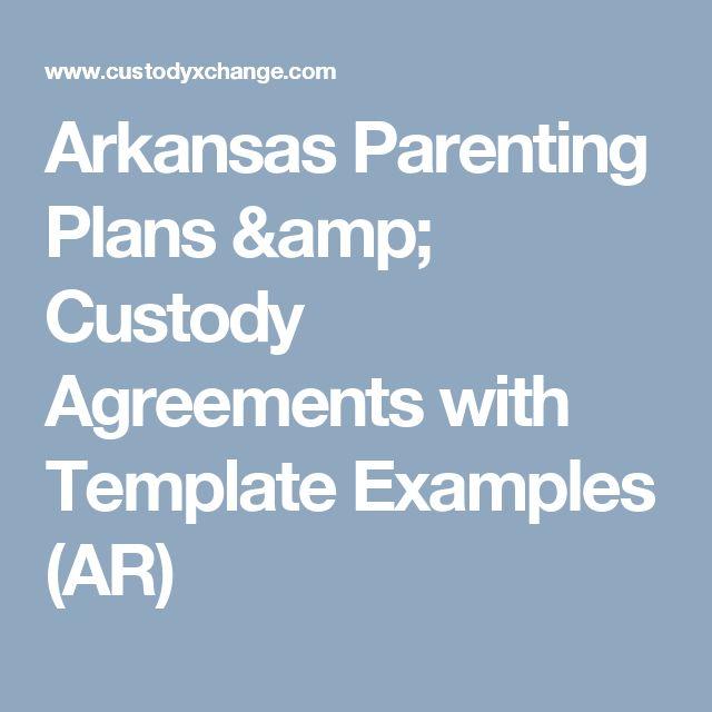 The  Best Custody Agreement Ideas On   Child Custody