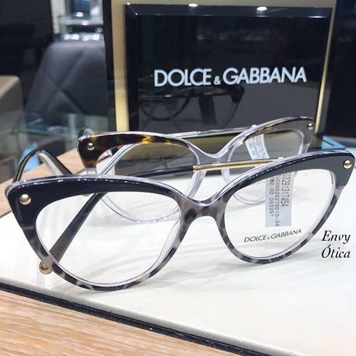 a3288182e As definições de perfeição foram atualizadas com o novo Dolce & Gabbana 3291  😻💛 #