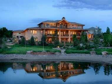 Colorado Luxury Home Big Timber Homes Log Cabins And