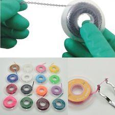 Nuevas para Ortodoncia suministro de potencia continua elastolink Elástico Ultra Cadena