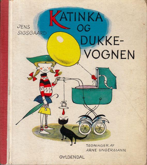 Arne Ungermann, children's book cover