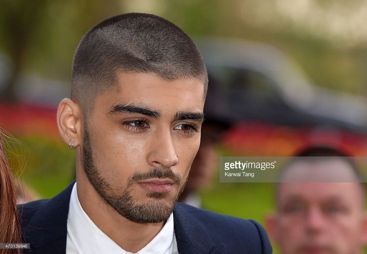 Zayn Malik attends The Asian Awards 2015 at The Grosvenor House Hotel on April 17, 2015 in London, England.