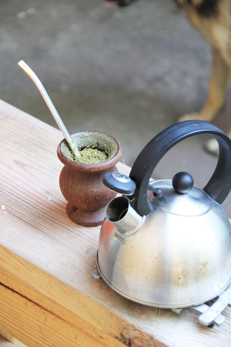 yerba mate/costumbres argentinas