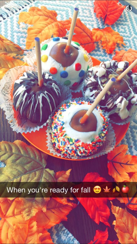 Alisha Marie's Snapchat