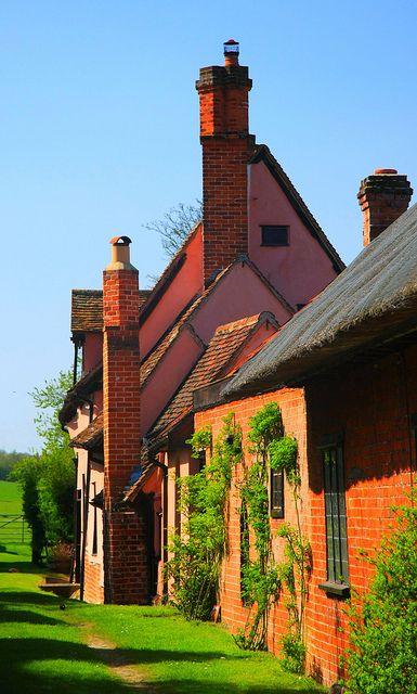 Cottage - Kersey, Suffolk, UK