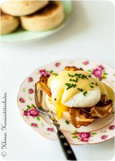 Eggs Benedict #breakfast #frühstück #ei #benedikt