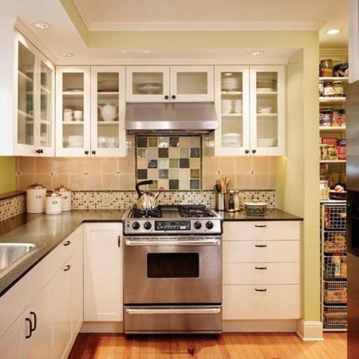 10 Ways to Disguise a Kitchen Soffit | Kitchen soffit, Diy ...
