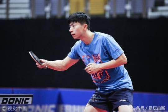 男乒新星搶張繼科主力位置挑戰馬龍沖世界冠軍 - 臺灣新浪網