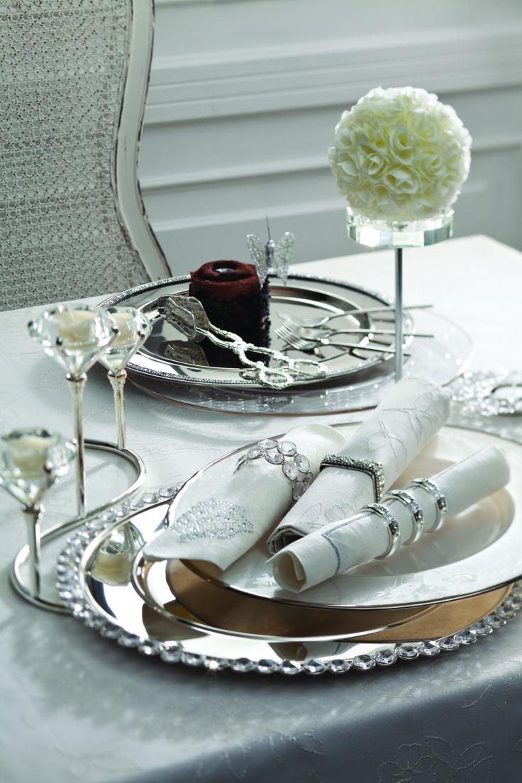Bernardo Sofra Aksesuarları / Table Design Set #bernardo #tabledesign