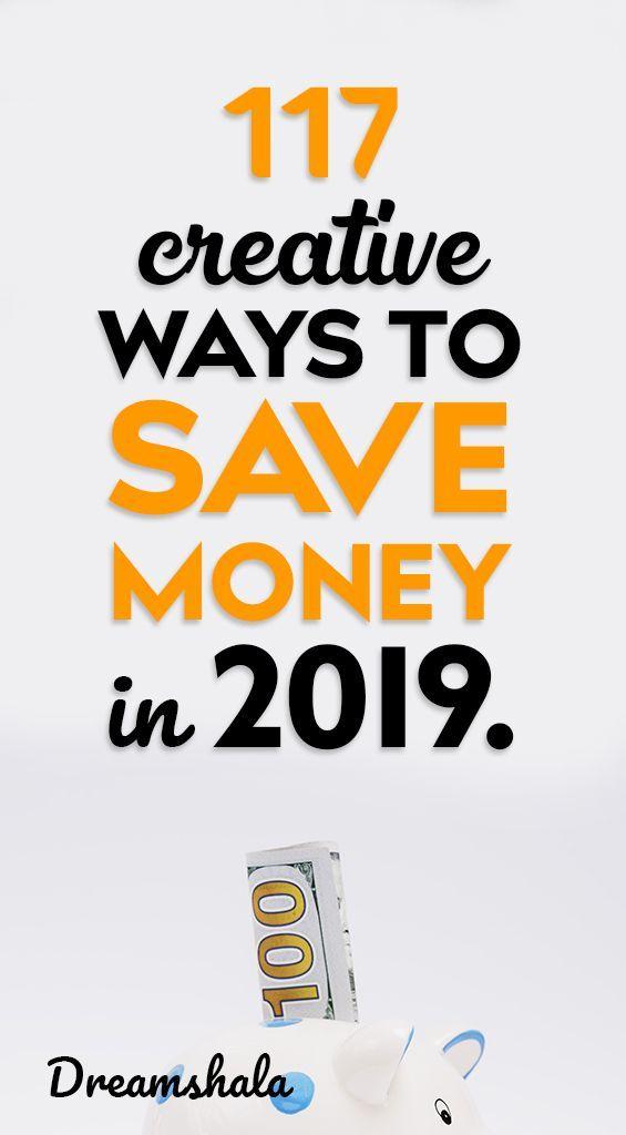 117 kreative Möglichkeiten, um 2019 Geld zu sparen. #Savemoney #financialfreedom #howtosave …   – Best Of Dreamshala – Side Hustles