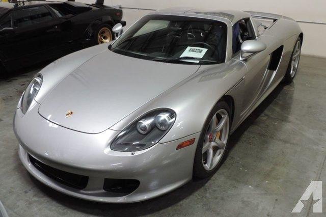 Porsche Carrera GT Price On Request