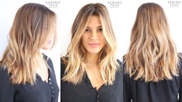 Ramirez Tran Salon // Johnny Ramirez Colorist | Anh Cotran Stylist