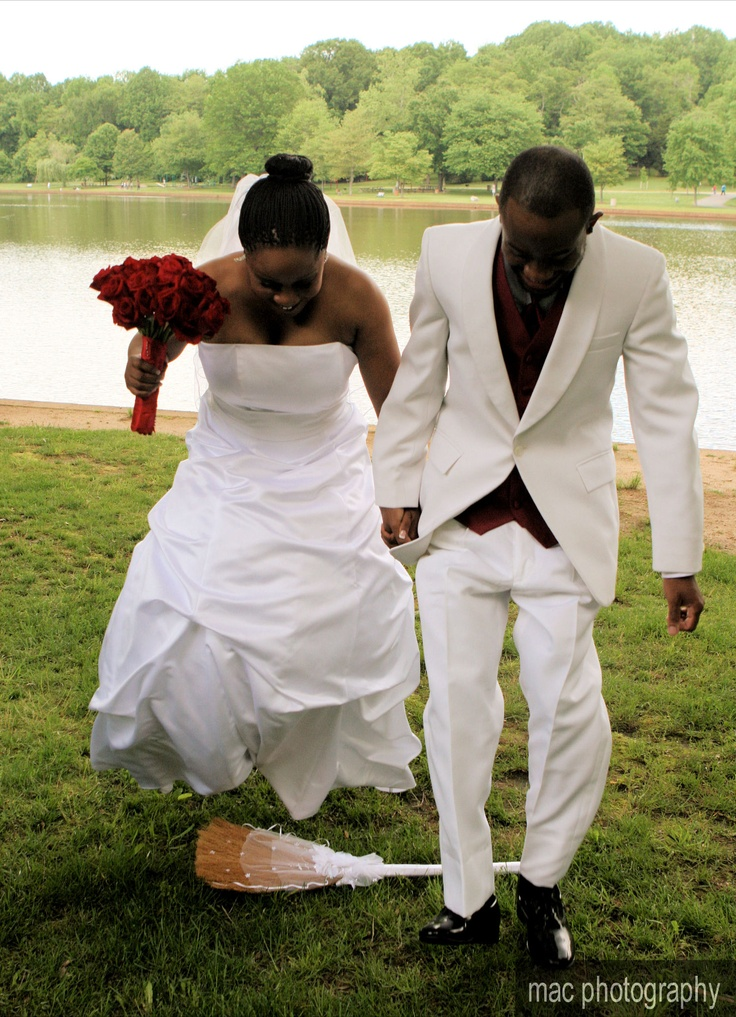 Jumping The Broom An African American Tradition That Has
