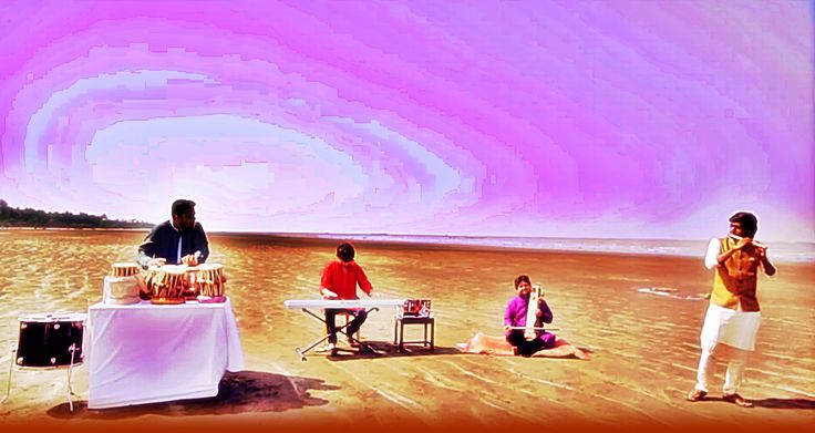 MASALA DABBA: 'PIRATAS DEL CARIBE', AL ESTILO INDIO: 'THE INDIAN JAM PROJECT'