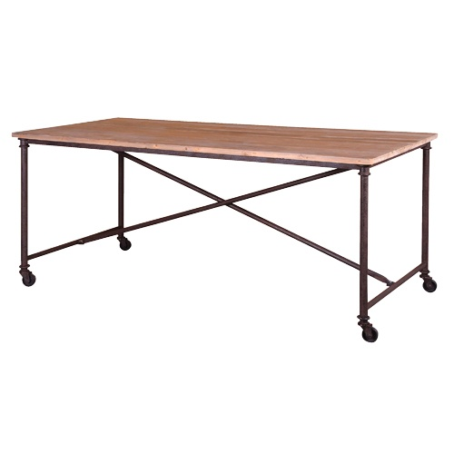 fabric cutting table to build Alexander & Pearl