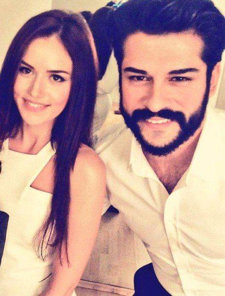 Worlds most beautiful couple #worldsmostbeautifulcouple #burak&fahriye