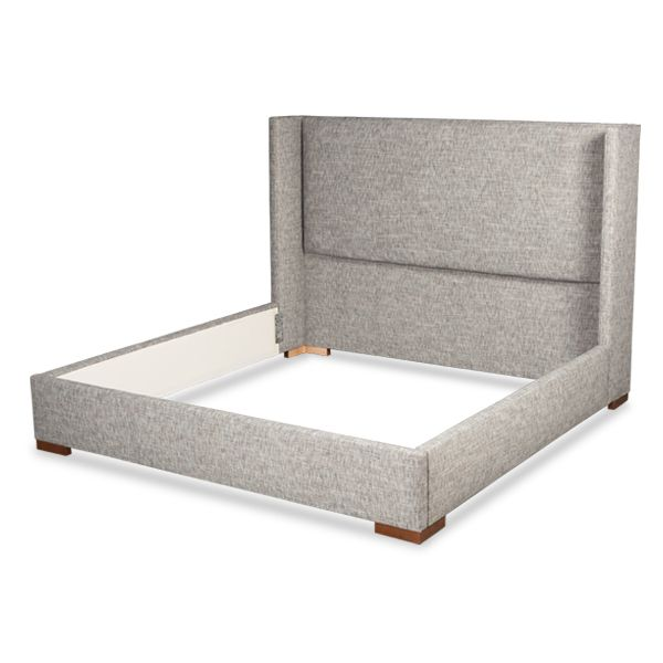 Knox Bed Moss Studio Headboards For Beds Floor Chair Furniture