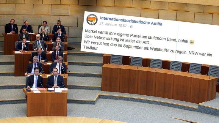 Die AfD geht gegen das Ergebnis der NRW-Wahl vor. Hat sie Erfolg, könnte das die neue Regierung in Düsseldorf kippen. Die Partei legt neue, teils ...
