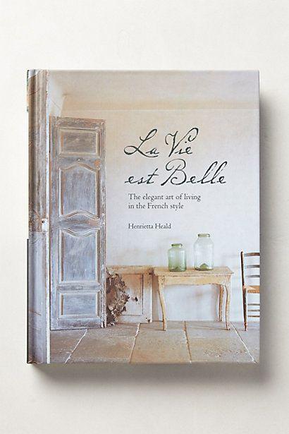 La Vie Est Belle #anthrofave #anthropologie.com
