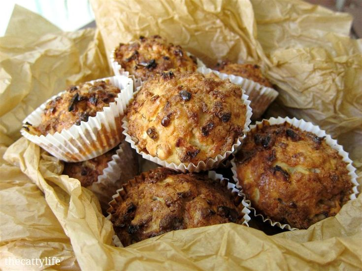 Apple & Chestnut Mini Muffins