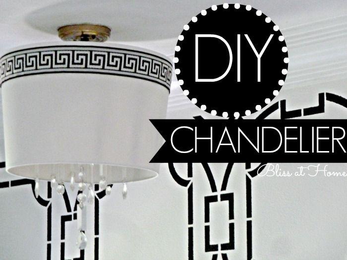 122 best DIY: Lighting Projects images on Pinterest | Lights ...