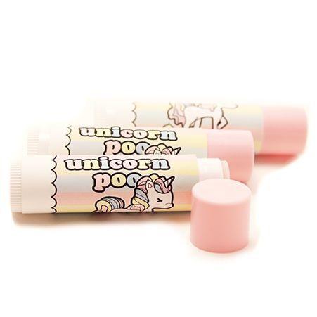 Tus labios serían los más afortunados si pudieran probar estos extraños pero atractivos sabores de bálsamo labial. ¿Me los regalan?