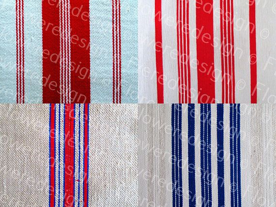 046. Digital ticking stripe fabric antique ticking fabric
