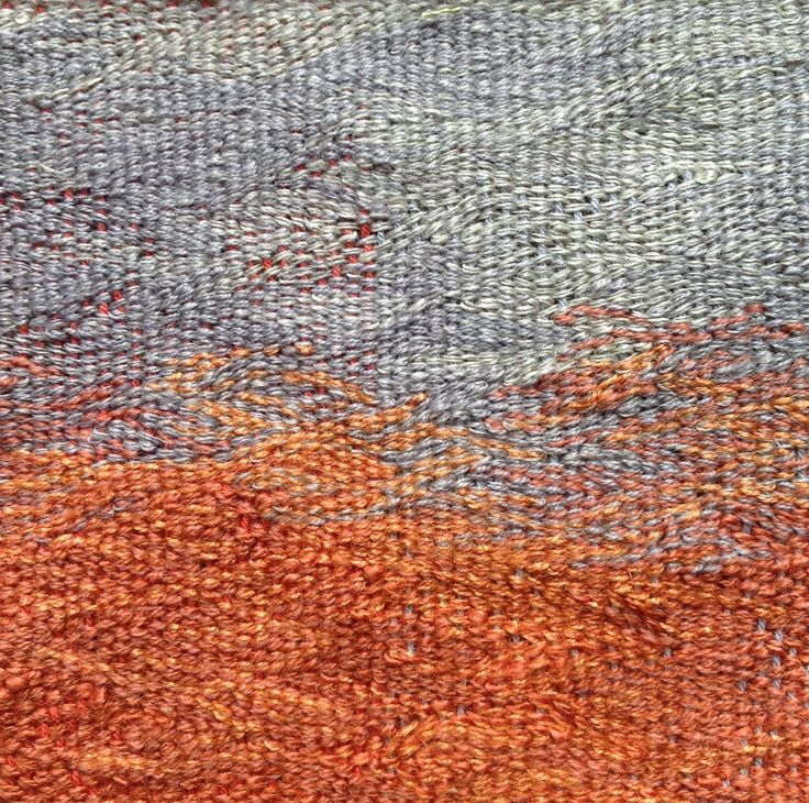 AGWSD Summer School 2015: Eccentric weaving and Coptic techniques with Louise Martin