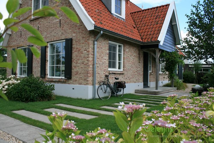 Moderne landelijke tuin - Geleijns Hoveniers