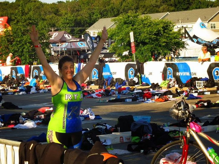 From Fat To Finish Line: Rev3 Maine OLY Race Recap: The bike