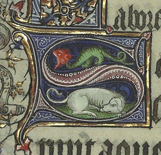 Horae ad usum Parisiensem [Grandes Heures de Jean de Berry]. 1400-1410