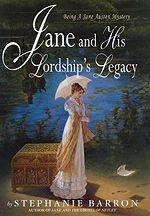 Jane and His Lordship's Legacy (Number 8) by Stephanie Barron