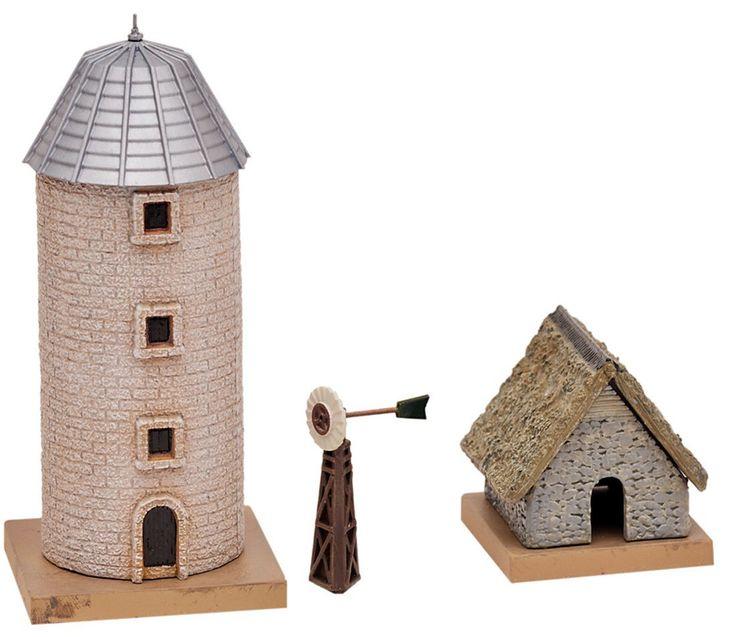 Amazon | トミーテック 建物コレクション 建コレ 100-2 牧場C2 | プラモデル 通販