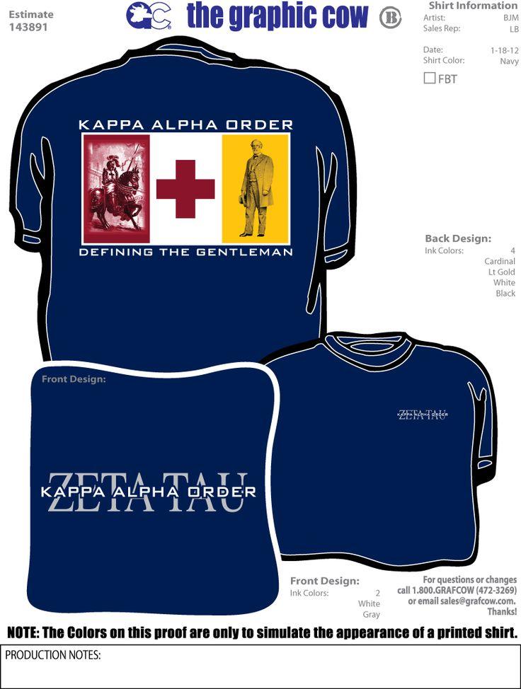 Kappa Alpha Order Defining the Gentleman