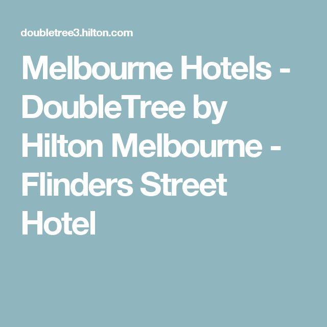 Melbourne Hotels - DoubleTree by Hilton Melbourne - Flinders Street Hotel