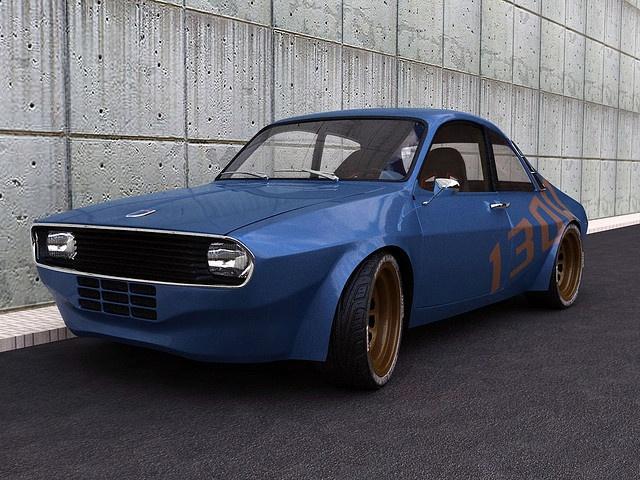 Dacia_1300 by Emil Ştezar, via Flickr