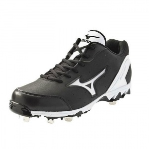 SALE - Mens Mizuno Vintage Baseball Cleats Black - BUY Now ONLY $69.99