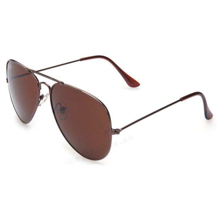 Sun Glasses Oculos De Sol Summer Accessories Polarized Sunglasses Aviator UV400 Protection Tea Frame Tea Color Lenses 25#16-in Sunglasses from Men's Clothing & Accessories on Aliexpress.com | Alibaba Group