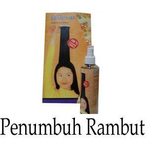 Obat Penumbuh Rambut Herbal Hair Tonicum Serum